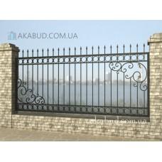Забор сварной Л13