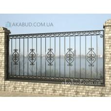 Забор сварной Л14