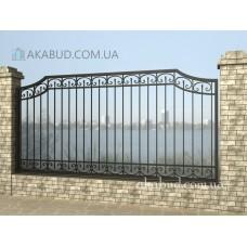 Забор сварной Л15