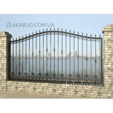 Забор сварной Л16