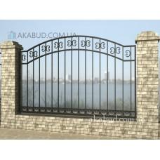 Забор сварной Л17
