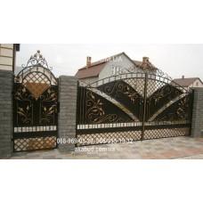 Ворота металлические P26