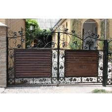 Ворота металлические P53