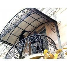 Козырек Для Балкона