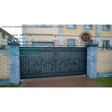 Автоматические ворота цена, сдвижные ворота
