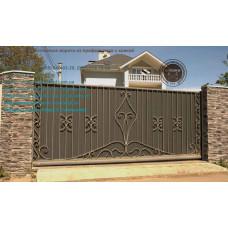 Автоматические ворота, откатные ворота